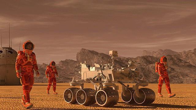 NASA đang chuẩn bị những gì cho sứ mệnh lịch sử - đưa người lên sao Hỏa ?