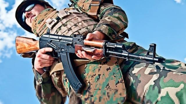 Giải mã màu sắc trên các viên đạn súng AK