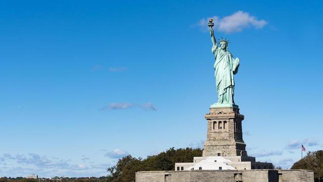 Tượng Nữ thần tự do đã được 'cứu' như thế nào vào năm 1885?