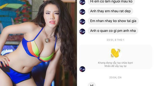 Phản ứng của Linh Miu khi bị gạ gẫm nhảy thoát y tại nhà riêng giá 100 triệu
