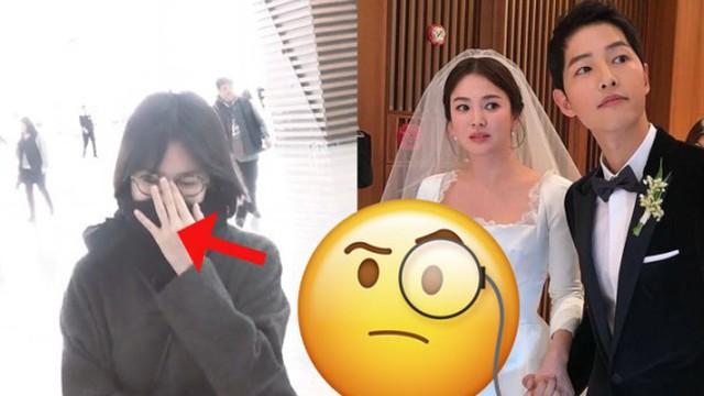 Song Hye Kyo lần đầu xuất hiện sau tin đồn ly hôn với phản ứng cực kỳ thú vị
