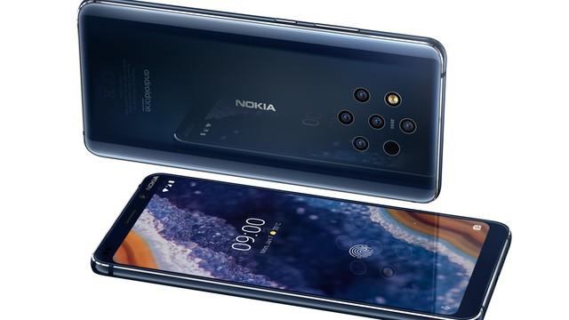 Chiếc smartphone đầu tiên trên thế giới với cụm 5 camera