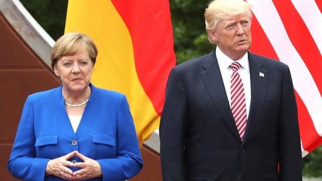 Thủ tướng Merkel thẳng thừng bác bỏ đe doạ của Mỹ ép Đức bỏ Huawei