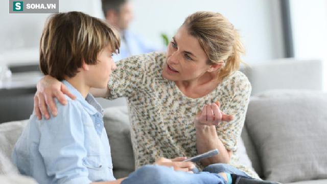 10 câu kém hiệu quả nhất bố mẹ thường nói với con, đổi cách nói khác tác dụng sẽ khác hẳn