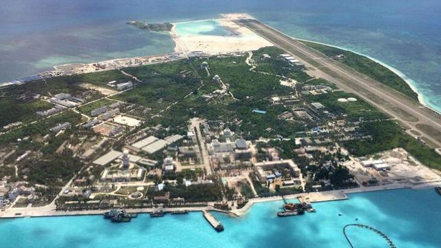 """Quan chức TQ ngang ngược đòi biến đảo của Việt Nam thành """"căn cứ chiến lược"""" để """"làm lãnh đạo hài lòng"""""""