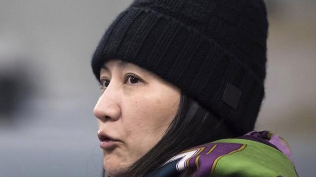 Trung Quốc tức giận vì Canada bắt đầu quy trình dẫn độ bà Mạnh