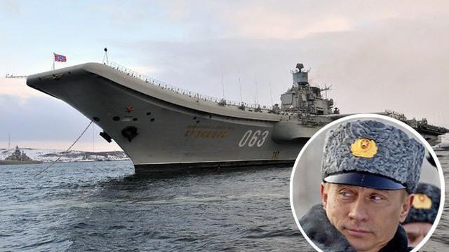 """Mua tàu sân bay Trung Quốc: Nga có sẵn sàng giẫm lên kiêu hãnh và chấp nhận """"vết nhơ""""?"""
