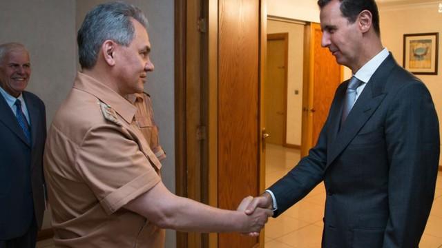 """Liệu Nga có """"nối gót"""" người Mỹ, rút quân khỏi Syria?"""
