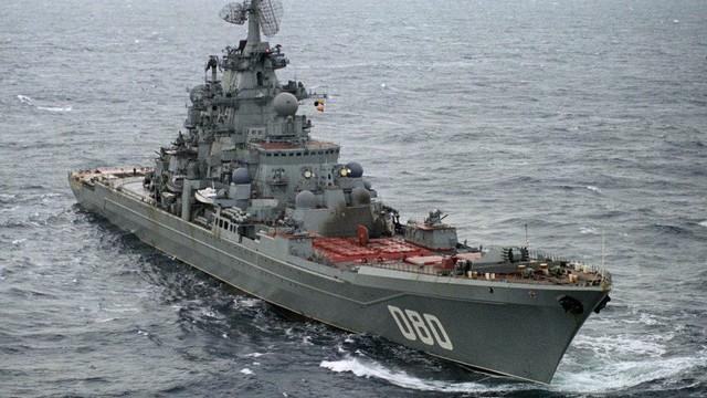 Báo Mỹ: Tuần dương hạm của Nga thuộc hàng nguy hiểm nhất thế giới