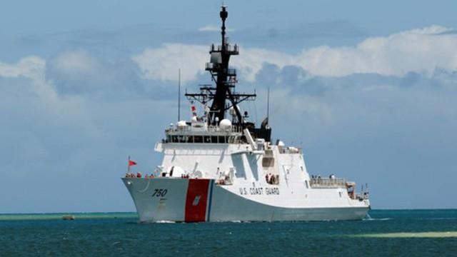Tàu chiến Mỹ tuần tra eo biển Đài Loan bất chấp Trung Quốc phản đối