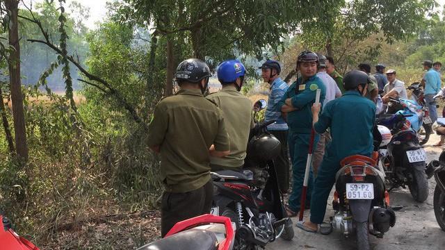 Nam thanh niên bỏ xe Exciter ở cổng nhà nạn nhân để cướp xe máy Nouvo