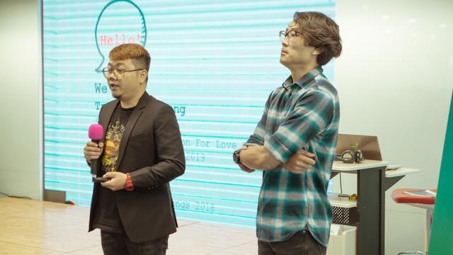 """Biên kịch """"Em chưa 18"""" trình bày dự án mới trước Hiệp hội điện ảnh Mỹ"""