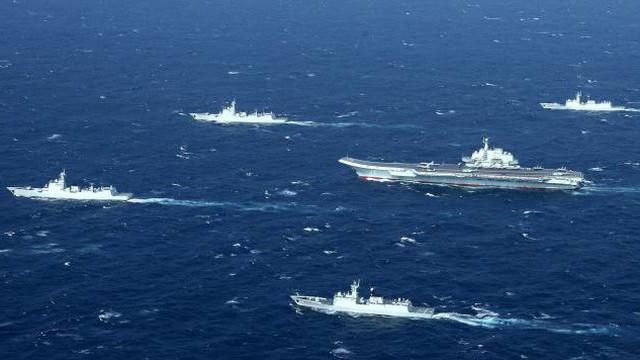 Chuyên gia Nhật: Cách hành xử của Trung Quốc ở Biển Đông là cảnh báo với châu Âu
