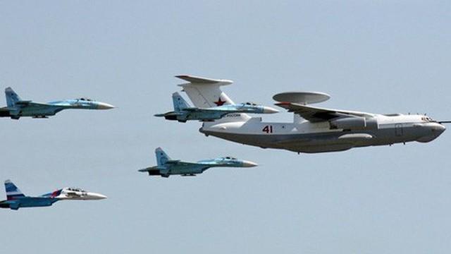 """Sức mạnh hệ thống """"ra-đa bay"""" của Quân đội Nga"""