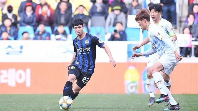 """""""Kế hoạch Ronaldo"""" của Incheon United dành cho Công Phượng có nguy cơ tan vỡ"""