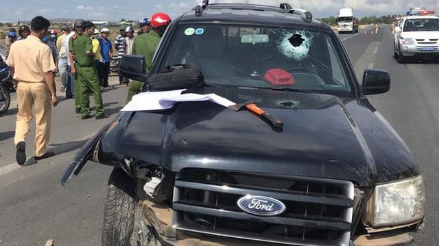 Đại úy CSGT bị xe bán tải chèn ngã đã qua đời