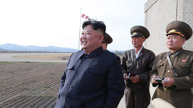 Mỹ 'điếng người' trước nước cờ mới đầy bất ngờ từ Kim Jong Un