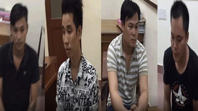 """Bắt nhóm đối tượng giam lỏng 2 """"con nợ"""" vì vay tiền chơi bạc tại Campuchia nhưng không trả"""