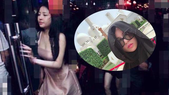 Thực hư chuyện hot girl Trâm Anh rời khỏi Việt Nam, lộ ảnh đi chơi ở bar