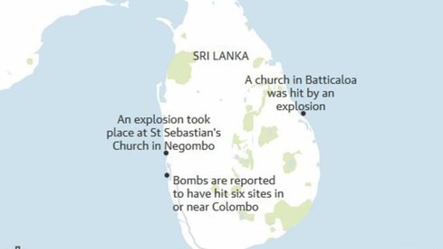 Chính phủ Sri Lanka đóng các trang mạng xã hội lớn sau các vụ đánh bom