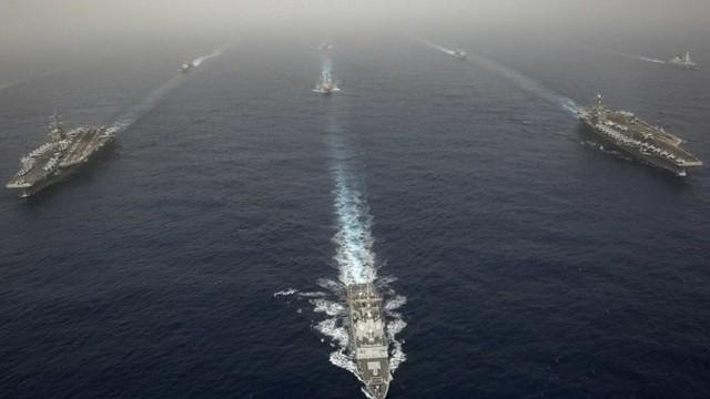 Điều tàu sân bay tới Địa Trung Hải, Mỹ đanh thép tuyên bố: Nga phải biết mình là ai!