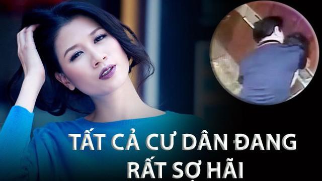 Cựu siêu mẫu Trang Trần tiết lộ vụ bé gái bị sàm sỡ trong thang máy khiến cả chung cư  sống trong sợ hãi