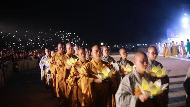 Đại lễ Phật Đản Vesak: Những tiết mục ẩn chứa các câu chuyện tôn giáo
