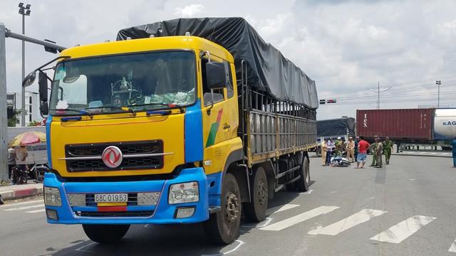 Va chạm giao thông, 2 người phụ nữ cùng 1 bé gái 5 tuổi thương vong sau khi đi khám bệnh ở Sài Gòn