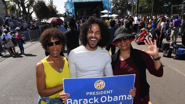 Một thành phố Mỹ lấy tên cựu Tổng thống Obama đặt tên đường