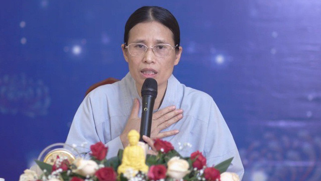 """Bà Phạm Thị Yến """"không lên chùa Ba Vàng nữa"""""""
