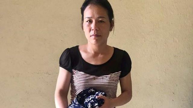 Người phụ nữ 4 lần đi trộm cắp được gần 150 triệu đồng