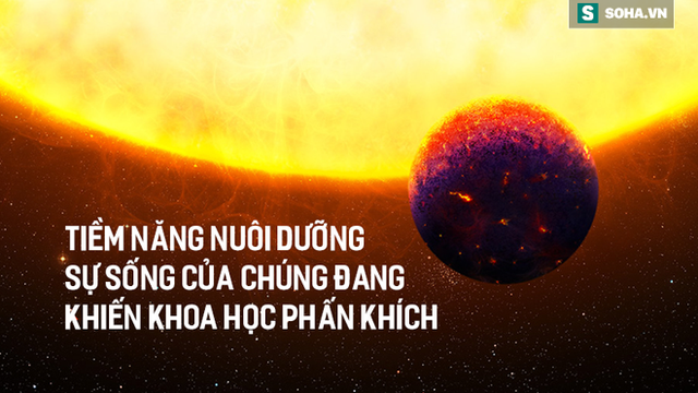 Đột phá: Phát hiện 2 hành tinh giống Trái Đất nhất trong lịch sử, rất gần Hệ Mặt Trời