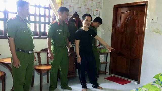 Hai kẻ bị truy nã trong vụ trộm 8 tỷ tại nhà đại gia ở Vĩnh Long ra đầu thú