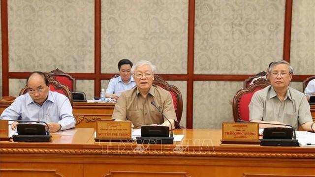 Bộ Chính trị quyết định phê duyệt quy hoạch Ban Chấp hành Trung ương khóa XIII