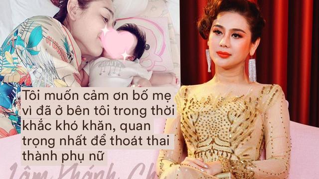 Lâm Khánh Chi: Nếu còn một ngày để sống, tôi muốn trả hiếu cha mẹ, cảm ơn chồng và làm đám cưới cho người đồng giới