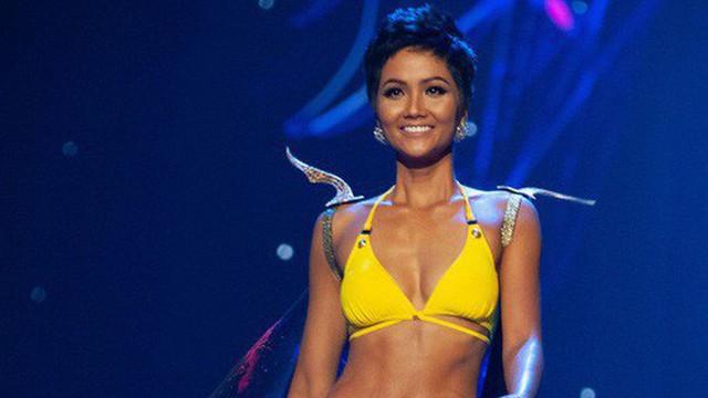 H'Hen Niê được bình chọn là Hoa hậu trình diễn bikini nóng bỏng nhất năm 2018