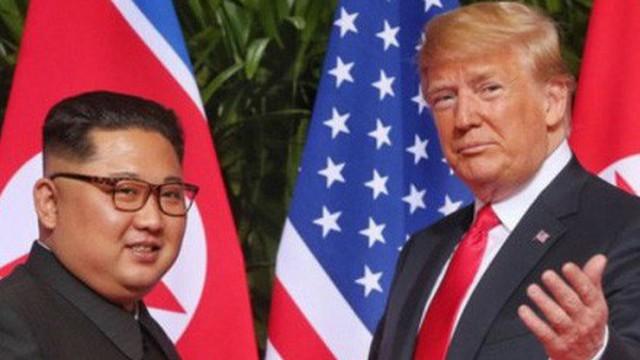 CNN: Tổng thống Mỹ Donald Trump gửi thư cho nhà lãnh đạo Triều Tiên