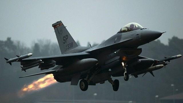 Hé lộ nguyên nhân Mỹ phản đối Israel bán F-16 cho Croatia