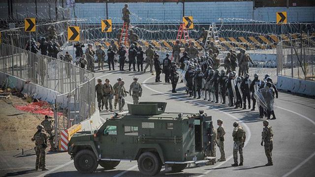 """Sự thật đằng sau """"bức tường vô hình"""" ở biên giới Mỹ - Mexico"""