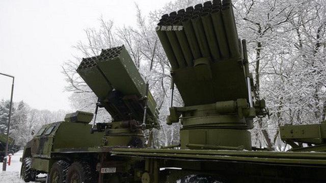 """[ẢNH] Serbia tiếp nhận hàng loạt vũ khí """"khủng"""", Kosovo nóng trở lại?"""