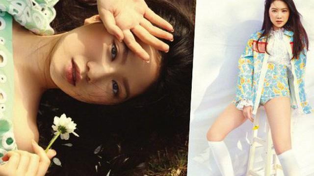 Con gái 15 tuổi của Chân Tử Đan lên trang bìa tạp chí danh tiếng, nhan sắc và đôi chân khiến công chúng bất ngờ