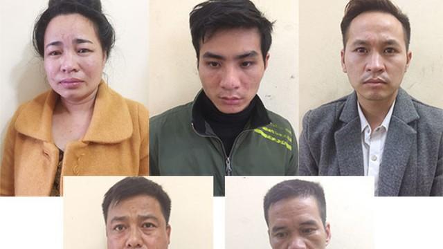 Triệt phá 2 đường dây ma túy lớn nhất từ trước đến nay trên địa bàn tỉnh Phú Thọ