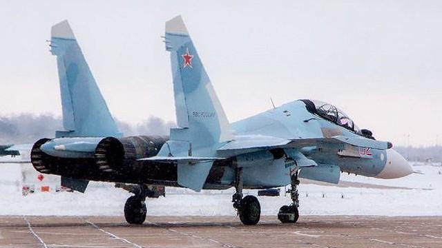 Belarus nóng lòng tiếp nhận tiêm kích Su-30SM