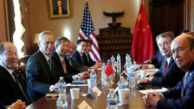 Đàm phán kết thúc, Trung Quốc hứa tăng mua hàng hóa Mỹ