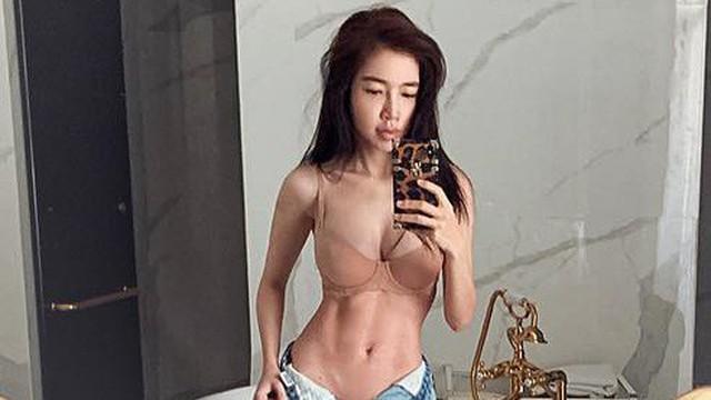 Elly Trần khoe body nóng bỏng không kg mỡ thừa