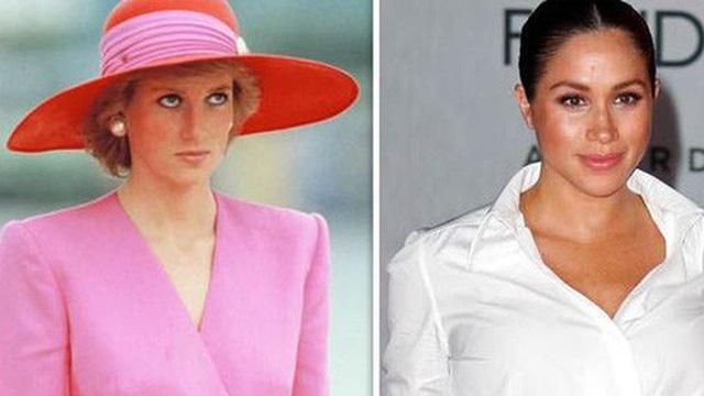 Chuyên gia cảnh báo Meghan có thể đi vào vết xe đổ của Công nương Diana, nhận kết cục cay đắng khác