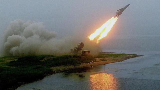 Nga tích hợp biến thể tên lửa bờ lên tàu chiến