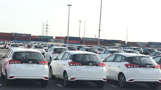 10.000 ô tô nhập khẩu về Việt Nam trong tháng 1/2019