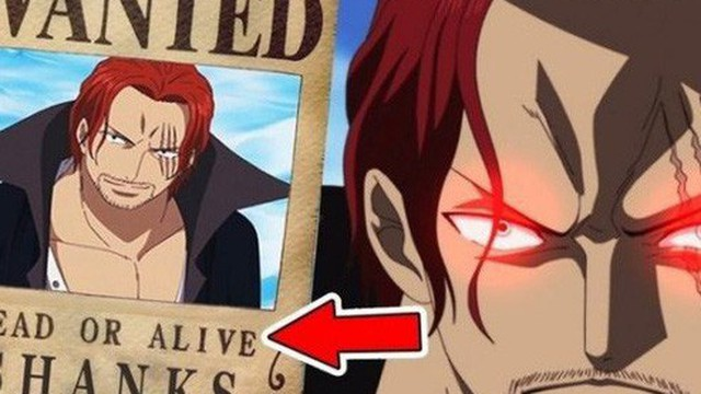 """One Piece: Chính thức xác nhận Tứ Hoàng Shanks sở hữu cả ba loại Haki - """"Thiên hạ vô địch"""" là đây chứ đâu"""