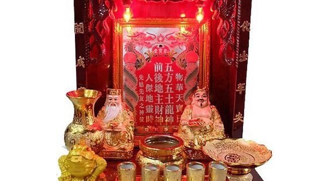 Ngày vía Thần Tài: Vẫn còn cách khác cầu tài lộc ngoài việc mua vàng